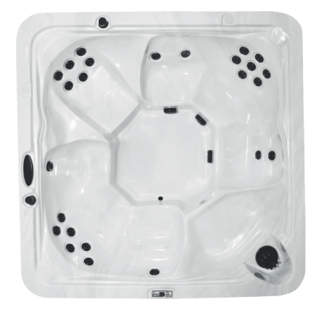 Arctic Spas churchill 25 Hot Tub